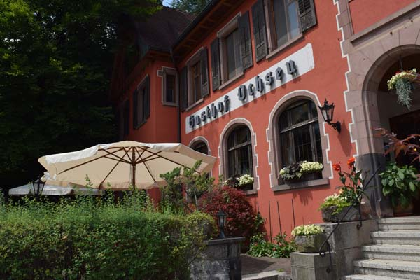 Ochsen - Hotel & Restaurant in Haslach im Kinzigtal